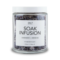 SALT by Hendrix Soak Infusion - Lavender & Hibiscus