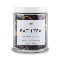 SALT by Hendrix Bath Tea - Calendula & Rose