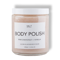 SALT by Hendrix Body Polish - Coconut Oil & Grapefruit