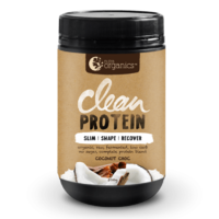 Nutra Organics Clean Protein Coconut Chocolate