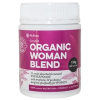 NuFerm Certified Organic Woman Blend