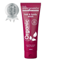 Little Innoscents Organic Cherry Coconut Baby Hair & Body Wash