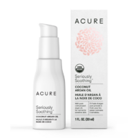 ACURE Certified Organic Moroccan Argan Coconut Oil