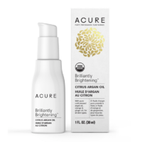 ACURE Certified Organic Moroccan Argan Citrus Ginger Oil