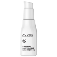ACURE Certified Organic Moroccan Argan Rose Oil