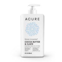 ACURE Cocoa Butter + CoQ10 Ultra-Hydrating Body Lotion