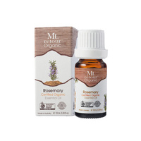 Mt Retour Rosemary Certified Organic Essential Oil