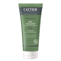 Cattier Paris Shower Gel For Men Cabine De Bain