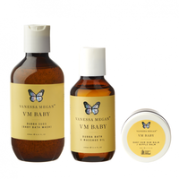 Vanessa Megan Certified Organic 'Baby Shower' Pack