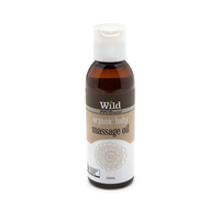 Wild Organic Baby Massage Oil