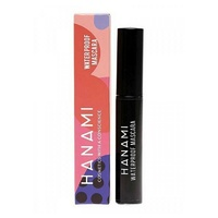 Hanami Waterproof Vegan Mascara Black