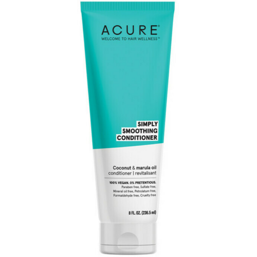 Acure Simply Smoothing Coconut & Marula Conditioner (236 ml)